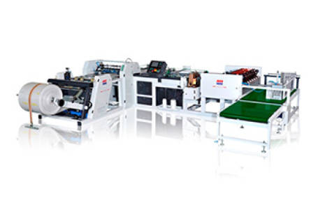 Fully Automatic Cutting & Sewing (Conversion) Line