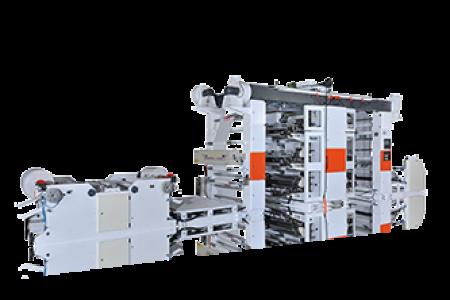 Reel to Reel Printing Line (New Design)